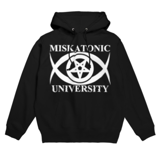 AURA_HYSTERICAのMISKATONIC UNIVERSITY Hoodies