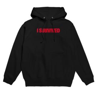 I SURVIVED Hoodies