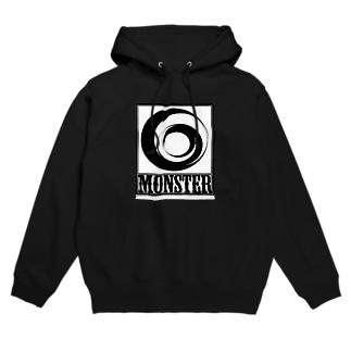 Monster by MKO Hoodies