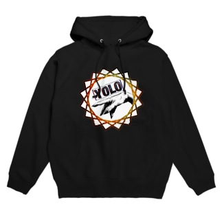 YOLO Hoodies