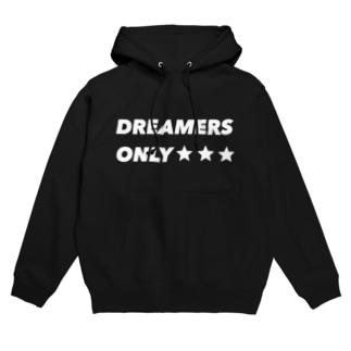 DREAMERS Hoodies