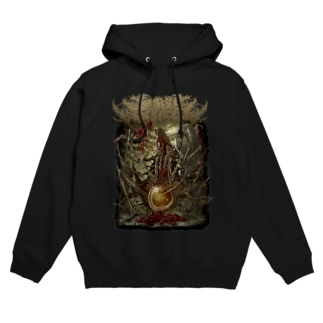 CARNAGE SOCIETY Hoodies