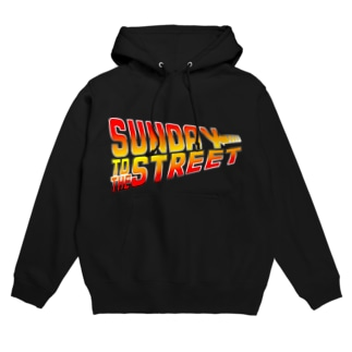 Sunday to the Street Hoodies