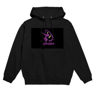 紫電一閃 Hoodies