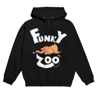 ゾウ〜FUNKY ZOO〜 Hoodies