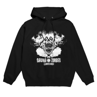 SAUNAZOMBIES -SATORI DOKURO HOODIE - Hoodies
