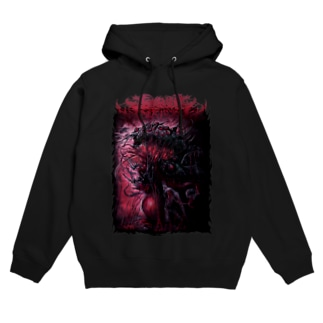 CRIMSON Hoodies