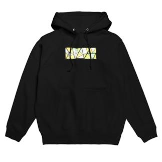 YZHロゴ(Y) Hoodies