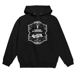 Aomori Scratcher / Big logo Hoodies