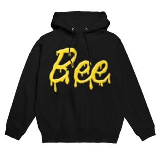 ハチ Hoodies