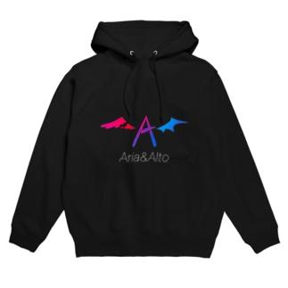 Aria&Alto Hoodies
