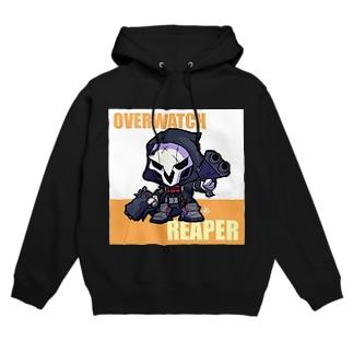 OVERWATCHリーパー Hoodies
