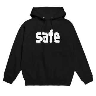 safe/out Hoodies