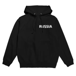 ロシア Hoodies