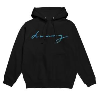 DUMMY Hoodies
