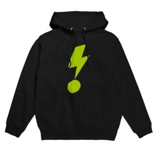CUT IN Lightning Hoodies