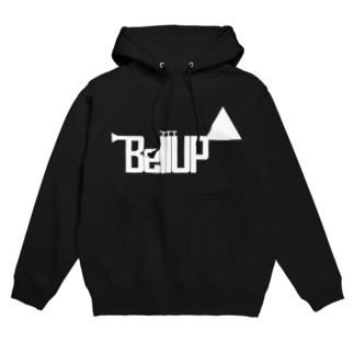 BellUP -white- Hoodies