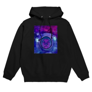 Washiemon and Ai-chan's ShopのAstronaut Hoodies
