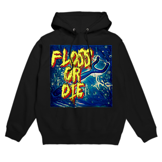 Dr.COYASS  OFFICIALの歯科✖︎ROCK-フロスオアダイ Hoodies