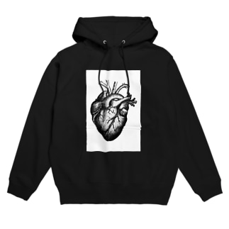 heart Hoodies