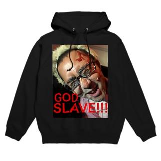 タケ仏賭GOD SLAVE!!! Hoodies