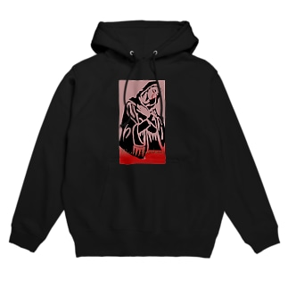 Mary of Xmas and Moqq Hoodies