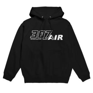 307 X AIR 2 Hoodies