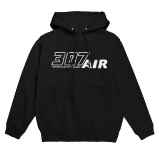 TSOS307の307 X AIR 2 Hoodies