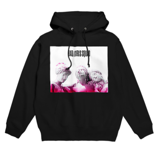 Original_Baddie_ClubのBAD GIRLS SQUAD  Hoodies