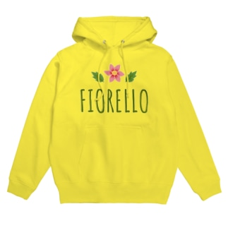 fiorello Flower Hoodies