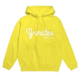 yt(ホワイトロゴ) Hoodies