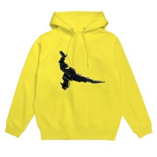 りしゆな:恐竜 by はせりょう Hoodies