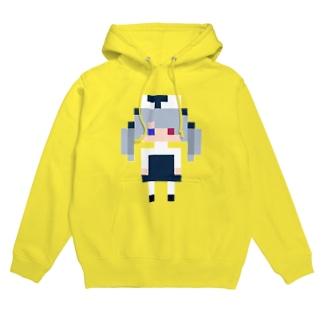 PixelGirl - yandere Hoodies