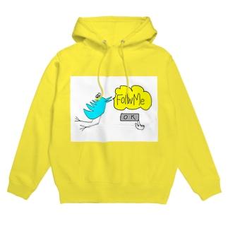 FollowMeHuminngBird Hoodies