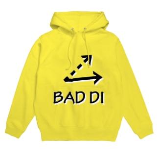 BAD DI Hoodies