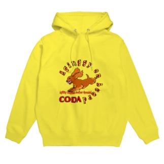 aginggy   Coda Hoodies