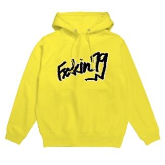 FXXKIN79 2nd Hoodies