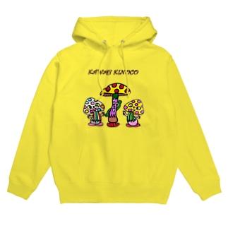 KAWAII KINOCO Hoodies