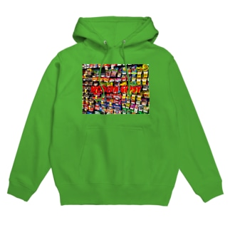 Snacks Collection Hoodies