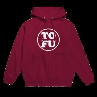 Piso Store on Suzuriの「TOFU」金熊先輩モデルフーディ