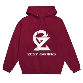 Zest Gaming パーカーXXLサイズ用 フーディ