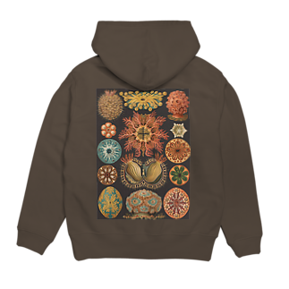 suess.のSea anemone Hoodies