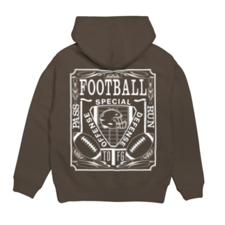 PB-FOOTBALL Hoodies