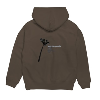 lost my youth 3着のみ 数量限定 Hoodies