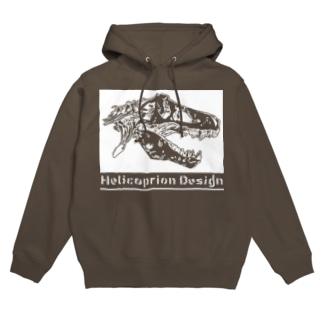 TyrannosaurusRex Hoodies