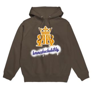 Bounce Logo Hoodies