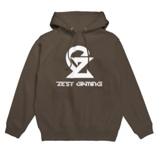 Zest Gaming  パーカーS〜XLサイズ フーディ