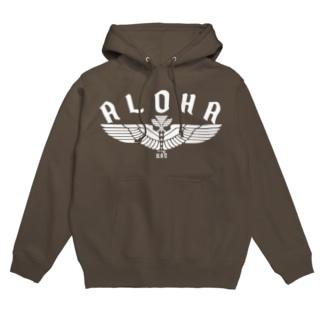 Aloha Wing Hoodies