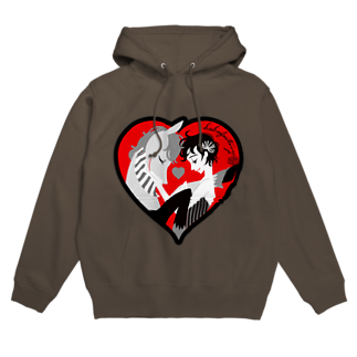 HAKO NO KIMAGUREのHEART2017 Hoodies