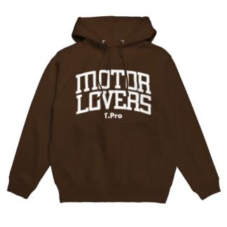 MOTOR LOVERS Hoodies